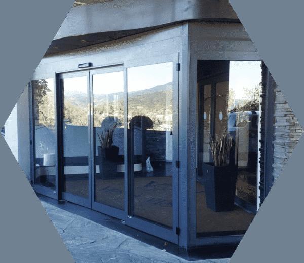 Le porte automatiche